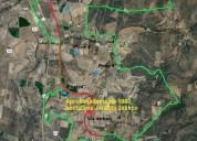 Terreno industrial en venta aguascalientes jalisco 1000 hectareas 10000000 m2