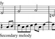 Curso de contrapunto musical aprende hacer polifonia