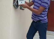 Instalación de interfon y mantenimiento en veracruz