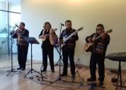 Grupo de musica latinoamericana y andina para fiestas