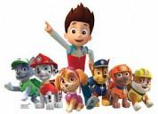 Show de paw patrol para fiestas infantiles en puebla