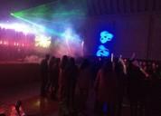Dj, luz y sonido, musica para fiestas, karaoke profesional