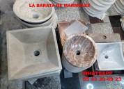 !!! lavabos en marmol y onix !!!