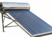 Calentadores solares sky power equipo 10 tubos 130 litros