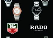 Compra de relojeria fina ( rolex, cartier, hublot,omega,etc)
