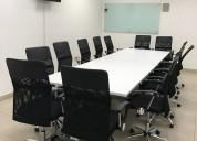 Renta sala de junta para  capacitaciones , juntas con todo incluido