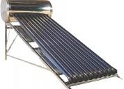 Calentadores solares sky power equuipo 15 tubos