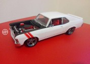 Chevrolet nova 1970 escala 1:18