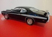Dodge demon 340 1971 escala 1:18