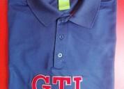 Nuevas camisas polos volkswagen racing y gti