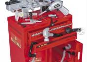Armario de herramientas de mecanico para niños