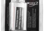 K&n filtro transparente universal de combustible