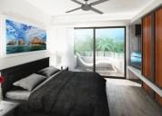 Departamento venta en hela tulum 1 dormitorios