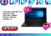 Laptop ho 245 g5