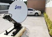 Vsat internet satelita mx