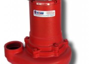Amplia gama de bombas para agua
