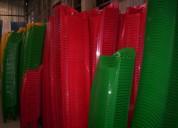 Sillas para comercio de plástico resistentes y confortables a precio de fabrica