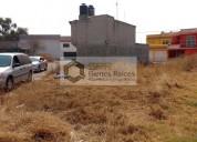 Terreno en venta, esquina 168m2, la guadalupana, ecatepec