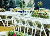 Renta de mobiliario vintage para eventos / 33-1615-5016