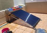 Calentador solar acero inoxidable excelente calidad!
