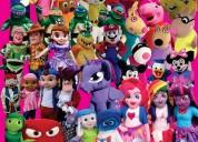 Renta de botargas economicas en puebla, princesas,   avengers, organizadores de fiestas infantiles