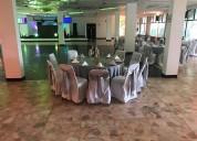 salones y terraza para cualquier evento