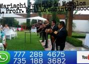 Mariachis yautepec joya cocoyoc oaxtepectlayacapan