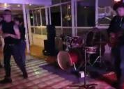 banda y grupo de rock para fiestas nezahualcoyotl