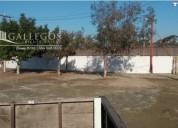 Se vende terreno 1763 m2 colinda garita de san isi