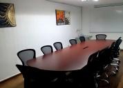 Sala de juntas el mejor lugar para tus reuniones