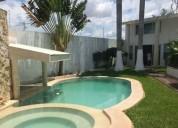 casa en venta o renta en privada cocoyoles merida yucatan 3 dormitorios 800 m2