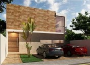 casa en venta en praderas del mayab conkal yucatan modelo chaac 3 dormitorios 330 m2