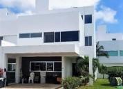 casa en venta en palmaris cancun 3 dormitorios 160 m2