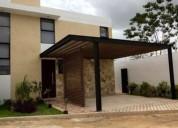 Hermosas casas en cholul privada altamira precio preventa 3 dormitorios 282 m2