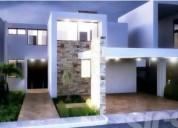 Hermosa casa residencial en privada nogal cholul folio ycv 6011 4 dormitorios 397 m2