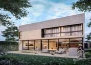 casa en venta en merida yucatan en santa gertrudis copo en privada nav 3 dormitorios 273 m2