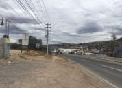 Terreno comercial en venta en san miguel de allende zona plusvalia 3000 m2