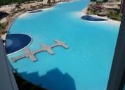 Espectacular vista en cancun zona sur 3 dormitorios 101 m2