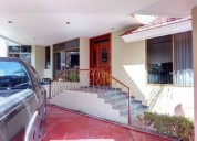 M c soluciones inmobiliarias renta hermosa casa en pulgas nte 3 dormitorios 360 m2