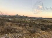 Predio en venta en presa chihuahua a un costado de ejido labor d 130000 m2