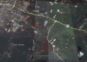 Terreno en venta merida yucatan para generadores de energia solar 910000 m2