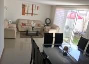 Se vende casa zona angelopolis fracc el saucedal puebla 3 dormitorios 140 m2