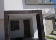 Casa moderna en condominio en venta juriquilla queretaro 3 dormitorios 107 m2