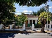 Magnifica casona antigua en renta en esquina av colon 9 dormitorios 1641 m2