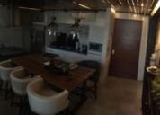 Departamento de dos niveles estilo loft en 9 piso en santa gertrudis 1 dormitorios