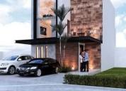 Venta casa residencial aqua con jardin y alberca 3 dormitorios 160 m2