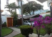 Casa de un nivel con dos locales comerciales col tulipanes clave 430 m2