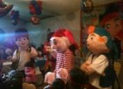 Jake y los piratas del nunca jamas show infantil cdmx