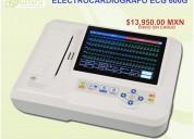 Electrocardiografo ecg 600g