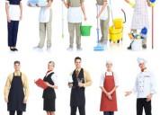 Servicios domesticos de planta